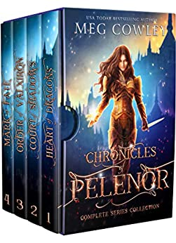 Chronicles of Pelenor: Complete Series Collection by [Meg Cowley]