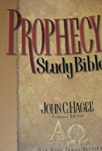 Prophecy Study Bible - New King James Version