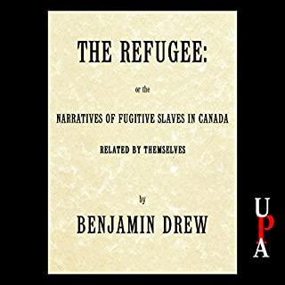 The Refugee audiobook cover art