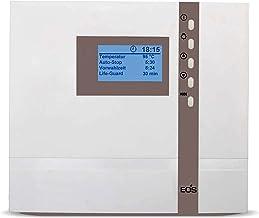 WEIGAND® EOS 94.6141 ECON D3 I Sauna finlandais I Grand écran I Pré-programmation I Limitation de temps de chauffage 6/12/...