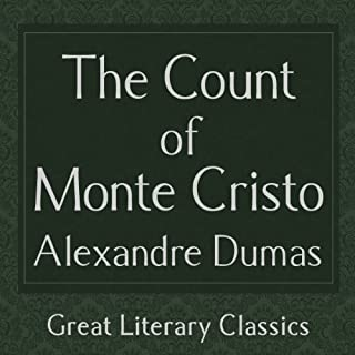 The Count of Monte Cristo cover art