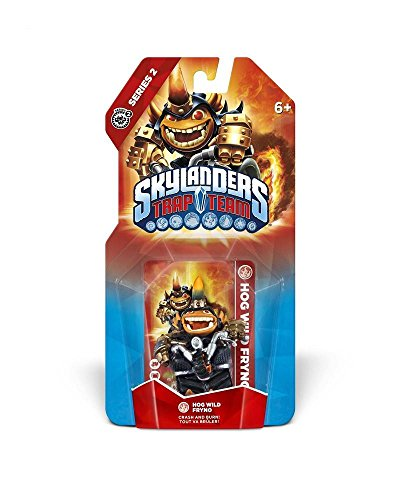 Skylanders: Trap Team - Figurina Single Hog Wild Fryno