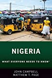 Nigeria: What Everyone Needs to Know - John Campbell