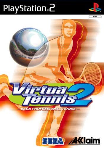 PS2 VIRTUA TENNIS 2 : SEGA PROFESSIONAL TENNIS [REFURBISHED] (EU)