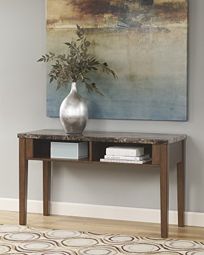 Hot Sale Signature Design by Ashley Theo Sofa Table