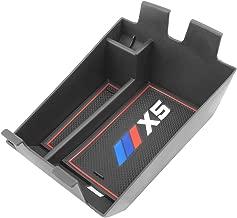 Best bmw x5 center console organizer Reviews