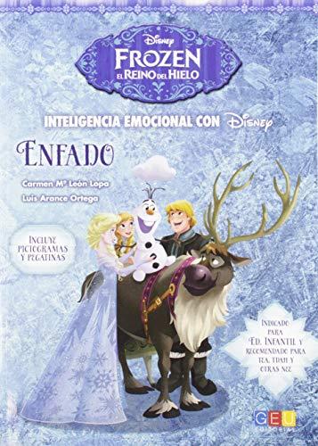 Inteligencia emocional con Disney. Frozen. El Reino del Hielo: Enfado