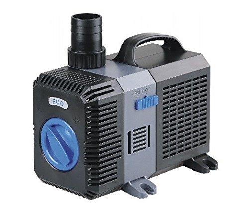 CTP-5000 Aquarium & Teichpumpe 30 Watt Eco Motor 5000 l/h Förderpumpe, Pumpe, Aquariumpumpe GERINGER STROMVERBRAUCH!