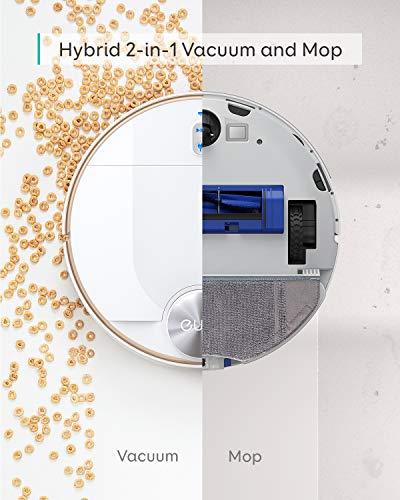 eufy RoboVac L70 Hybrid Saugroboter mit Wischfunktion - 4