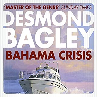 Bahama Crisis audiobook cover art