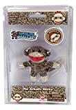 Worlds Smallest Sock Monkey Doll Miniature Edition- Original, Pocket-Sized Toy