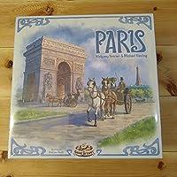 ボードゲーム パリ デラックス版 日本語仕様
