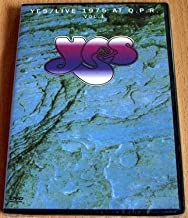 Yes - Live 1975 at QPR Volume 1 All Region DVD / Region 1,2,3,4,5,6 Compatible - aka 'Yes Live at Q.P.R. vol. 1' by Jon Anderson