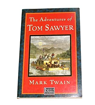 Paperback Adventures of Tom Sawyer, The Book