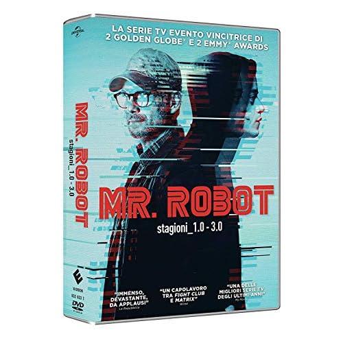 Mr Robot - St.1-3 (Box 10 Dv)