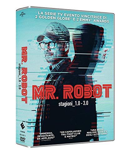 Locandina Mr Robot - St.1-3 (Box 10 Dv)