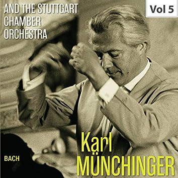 Karl Münchinger & The Stuttgart Chamber Orchestra, Vol. 5