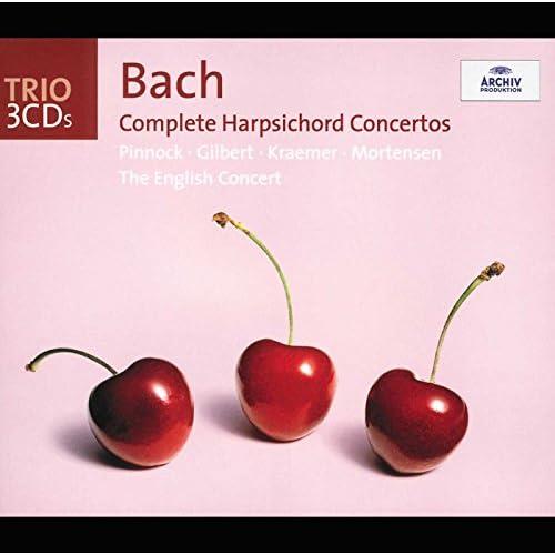 Complete Harpsichord Concertos (Concerti Completi Per Clavicembalo)