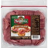 Margherita Hard Salami Slices, 16 oz