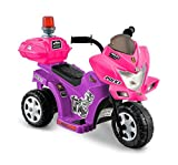 Lil Patrol 6V, Purple and Pink by Kid Motorz