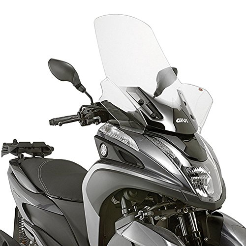 Givi - Spoiler parabrisas para Yamaha Tricity 125