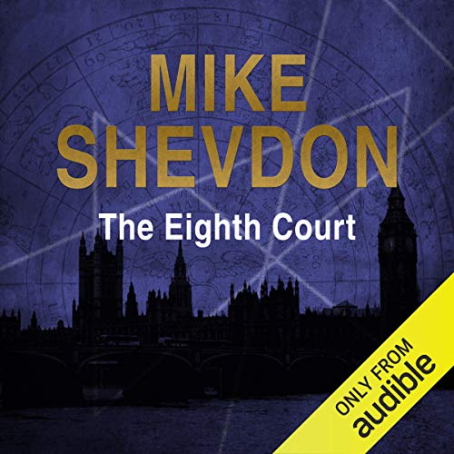 The Eighth Court audiobook cover art