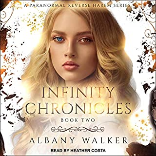 Infinity Chronicles, Book 2 cover art