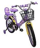 Airel Bicicletas Infantiles para Niños y Niñas   Bicis con Ruedines   Bicicletas 18 Pulgadas