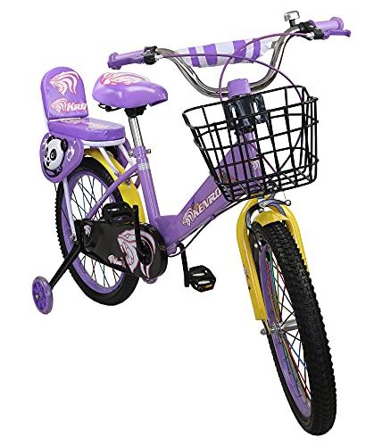 Airel Bicicletas Infantiles para Niños y Niñas | Bicis con Ruedines | Bicicletas 18 Pulgad