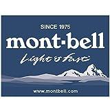 モンベル(mont-bell) ステッカー モンベル Light&Fast 1124264