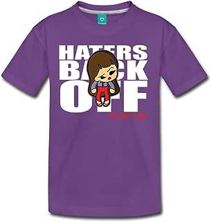 Miranda Sings Merch Haters Back Off Comic Kids' Premium T-Shirt