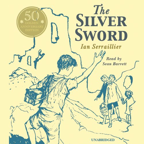 The Silver Sword audiobook cover art