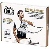 ✮ BARBER TOOLS ✮ Babero/delantal/Capa de barba