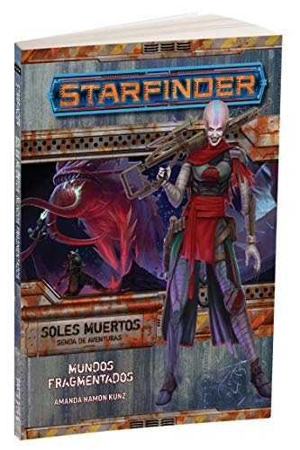 Starfinder - Soles Muertos: mundos fragmentados (Devir SFSOMU3)