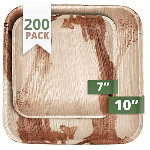 Top 10 compostable plates leafware for 2020
