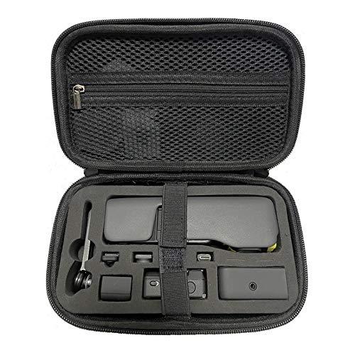 Tineer Osmo Pocket 2 Custodia da Trasporto per Fotocamera Gimbal palmare,Borsa Protettiva da Viaggio per Borsa Portatile in Eva per Accessori DJI Osmo Pocket 2