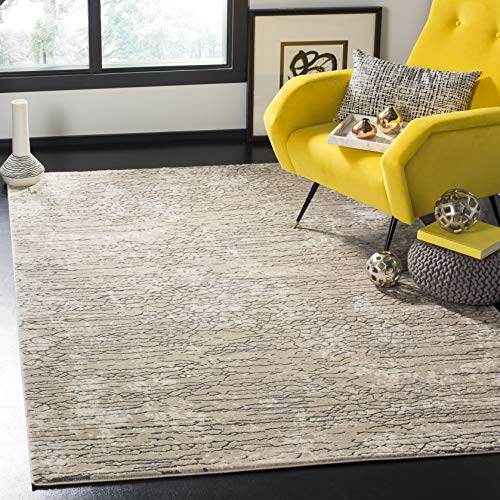 Safavieh Meadow Collection MDW170B Modern Abstract Area Rug,...
