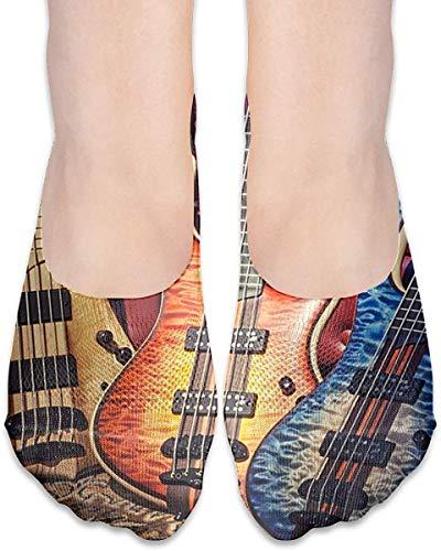 Maskerpiece Mayones Gitarren & Basses Socke/Low Cut unsichtbare Socken rutschfeste flache Bootslinie Gr. Einheitsgröße, One_color