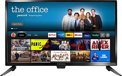 All-New Insignia Smart HD 1080p TV - Fire TV Edition