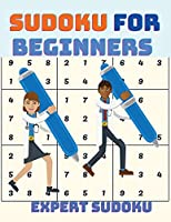 Easy Sudoku for Beginners: Activity Book for Relaxation