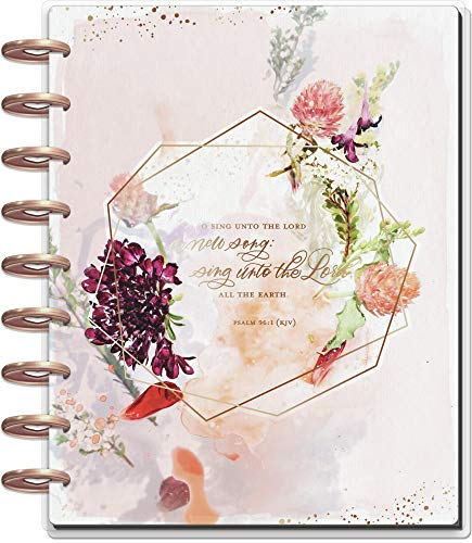 Silver Create More Space for Notebooks The Happy Planner Scrapbooking Supplies Notes /& Artwork Medium Size Add Extra Pages Planners /& Journals me /& my BIG ideas Metal Medium Discs