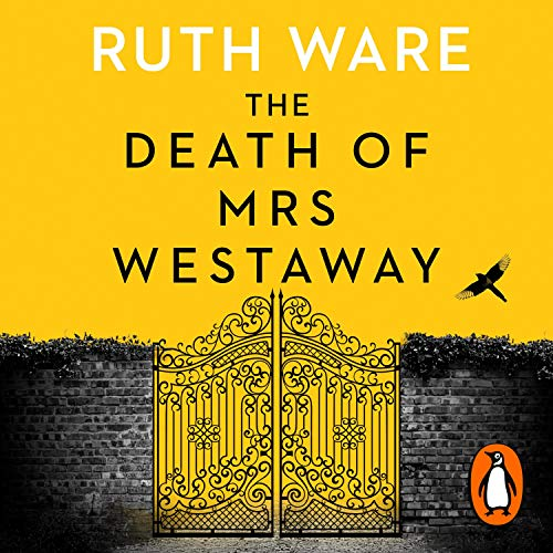 Couverture de The Death of Mrs Westaway