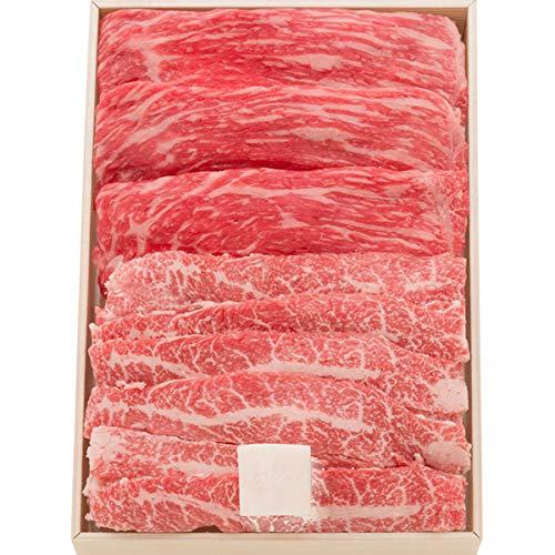 松阪牛 もも・バラ すき焼き用 400g 国産牛 三大和牛 牛肉 和牛