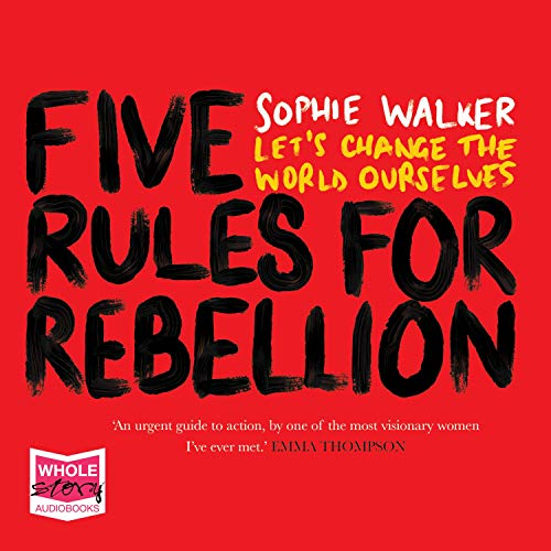 Five Rules for Rebellion cover art