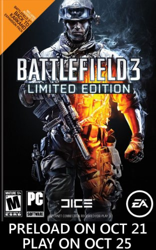 Battlefield 3 - Limited Edition - Preload Available [Download]