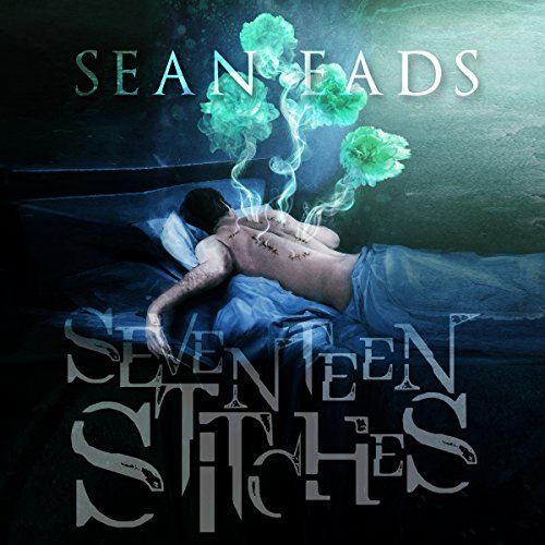 Seventeen Stitches audiobook cover art