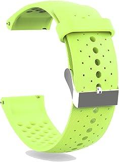 KINOEHOO Ersättningsrem Klockrem Kompatibel med Polar Vantage M Ersättningsarmband Armband.