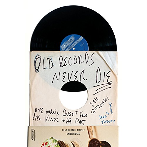 Old Records Never Die audiobook cover art
