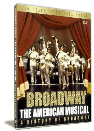 Broadway-the American Musical Reino Unido DVD