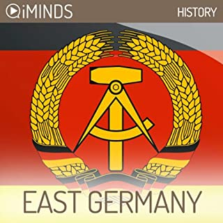 East Germany audiobook cover art